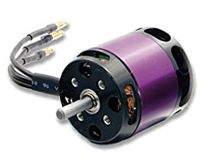 Hacker A50-16S V2 Brushless Outrunner RC Motor, 350g, 1250W, 378 RPM/Volt