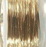 Gold Filled 14/20 Jewelry Wire 26 Gauge Soft 2' (Qty=2-feet)