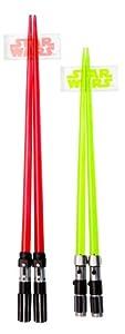 Kotobukiya Star Wars: Lightsaber Chopsticks Set: Yoda and Vader