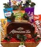 Irish Cookies & Chocolate Gift Basket