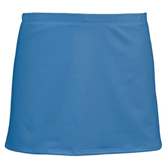 Buy A-Line Tennis Skirt with Shorts and Slits by DTL Down The Line Sportswear Inc.