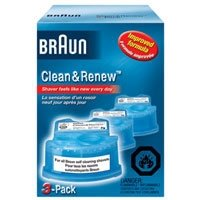 health personal care productsbraun clean and renew 3 pack. Black Bedroom Furniture Sets. Home Design Ideas