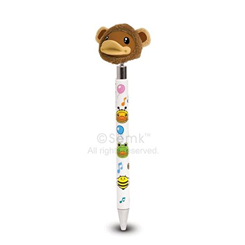 B.Duck Ball Pen, Monkey