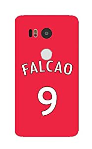 Back Cover for Nexus 5X Falco