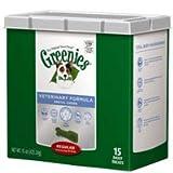Greenies Veterinary Formula Canine Dental Dog Chew Treats