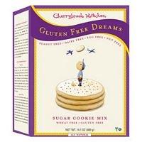 Cherrybrook Kitchen Sugar Cookie Mix Wheat Free Gluten Free 6x131oz from Cherrybrook Kitchen