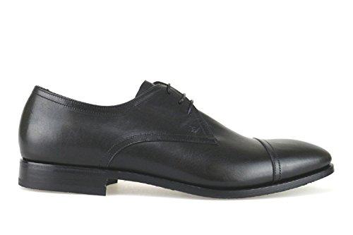 scarpe uomo FABI classiche nero pelle AJ216 (46 EU)