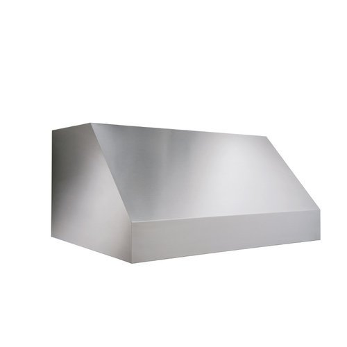 Broan Epd6148Ss Epd61 Series 48 Inch Professional Grade Brushed Stainless Steel, Stainless Steel front-641118