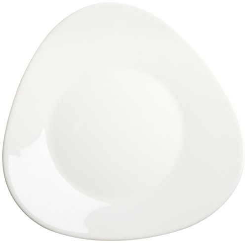 Bormioli Rocco Triade Dinner Plates, Set of 6