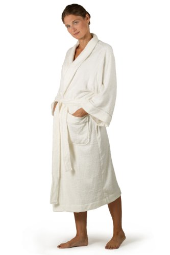 Bamboo Terry Cloth Robe for Women - Ecovaganza (S/M) - Women's Terry Cloth Bathrobe. Terry Bath Spa Robe for Women Luxury Gift Ideas best cool good great luxury perfect creative Presents top unique unusual Gifts women her birthday anniversary Gifts something special for me girlfriend gifts. Terry 0050 S/M