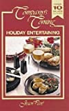 Holiday Entertaining (Company's Coming) (096906957X) by Pare, Jean