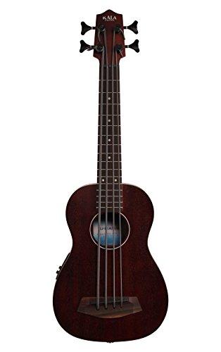 KALA - Rumbler U-Bass Acoustic-Electric Ukulele Bass