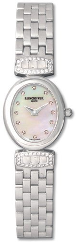 Raymond Weil Chorus Ladies Watch 5891-SLS-97081