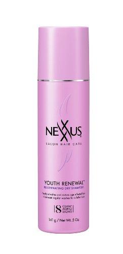 Nexxus Youth Renewal Rejuvenating Dry Shampoo, 5 Ounce