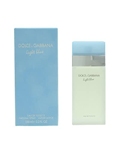 Dolce & Gabbana Eau de Toilette Mujer Light Blue 100.0 ml