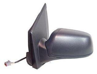 FORD FIESTA MK6 INCL VAN 10/2005-2008 ELECTRIC HEATED WING MIRROR POWER FOLDING BLACK COVER PASSENGER SIDE