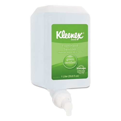 Kleenex Hand Sanitizer back-1048097