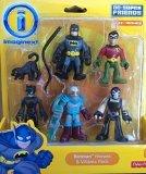 Fisher-Price Imaginext DC Super Friends Batman & Villains Pack - 1