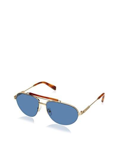 E. Zegna Gafas de Sol Ez0007 Havana / Dorado