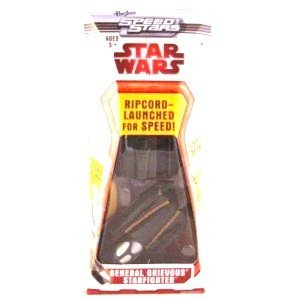 Star Wars Speed Stars General Grievous Starfighter - 1