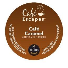 Keurig K Cups Cafe Escapes front-633297