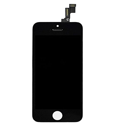 iphone 5c screen replacement black lcd display premium repair tool kits with easy workflow. Black Bedroom Furniture Sets. Home Design Ideas