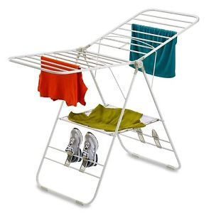 Honey-Can-Do Heavy Duty Gullwing Drying Rack, White, DRY-01610, New high quality 100% natural pure sweet honey bee honey