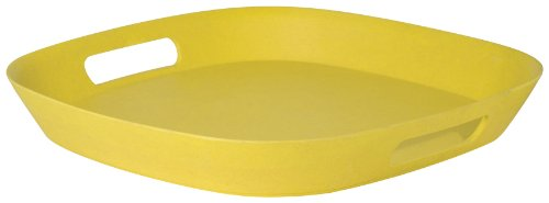 Now Designs Ecologie Tray, Sunshine (Yellow Tray compare prices)