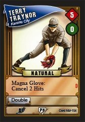 Baseball Highlights 2045: Magna Glove Expansion - Naturals