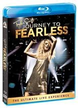 Taylor Swift: Journey to Fearless [Blu-ray/CD Combo]