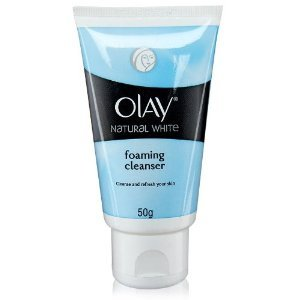 Cheapest Olay Natural White Foaming Cleanser Facial Foam 50g by Olay757 - Free Shipping Available