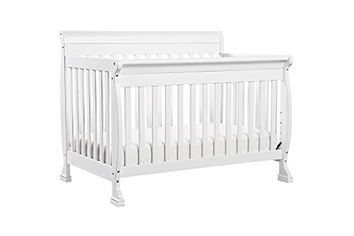 Best Price DaVinci Kalani 4-in-1 Convertible Crib with Toddler Rail, White