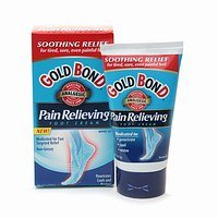 Gold Bond Foot Pain Relieving Cream 4 oz
