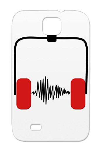 Earbuds Music Menalive55 Bach Rock Star Symbols Singer Headphones Anthem Mozart Dj Shapes Pop Drummer Clef Sheet Rave Concert House Red For Sumsang Galaxy S4 Kopfhoerer Frequenz Cover Case