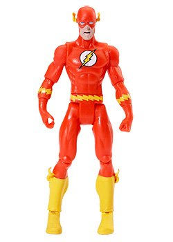 Buy Low Price Mattel DC Universe Infinite Heroes Exclusive Crisis on Infinite Earths Action Figure #48 Flash (B003PBACNQ)