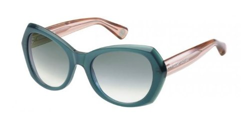 Marc Jacobs Marc Jacobs 434/S Sunglasses Peacock / Gray Gradient