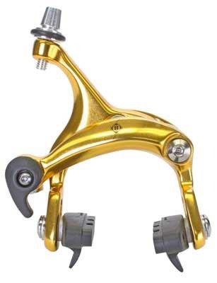 Buy Low Price Origin8 – Pro Pulsion Classic Road Caliper, Front, 39-49mm, Anodized Gold (B003BCAOSM)