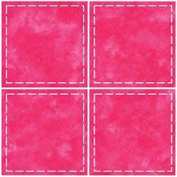 AccuQuilt GO! Fabric Cutting Dies Square 4 1/2' Multiples