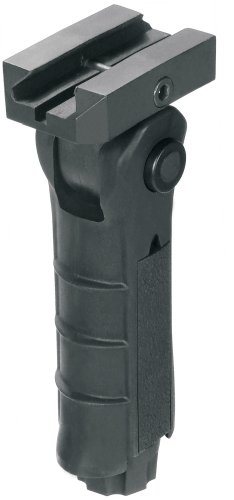 UTG Ambi Foldable Tactical Foregrip with 5 Adjustable Positions