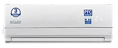 Mitashi 1.5 Ton 5 Star Split AC MiSAC155v05 with 3 years Warranty