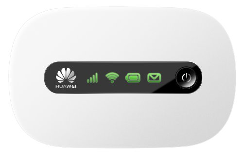 Huawei E5220S-6 21Mbps Unlocked 3G Mobile Wifi (3G 850/1900Mhz In Us And Canada, 3G 2100Mhz In Europe, Asia, Middle East, Africa)