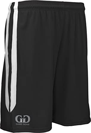 PT4497W Ladies 7 Performance Athletic Basketball Short with Dual Side Panels by Game Gear