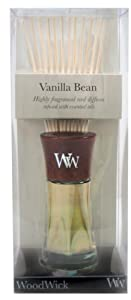WoodWick Vanilla Bean Mini Reed Diffuser