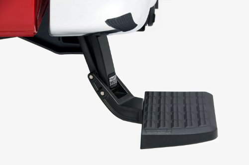 Lowest Prices! AMP Research 75303-01A Bedstep for Ford Super Duty F-250/F-350/F-450 1999-2010