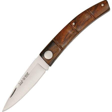 Nieto Navaja Wasp Fold Knife, SS Slipjoint PE Blade