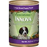 Innova Large Breed Puppy Food- 24×5.5 oz