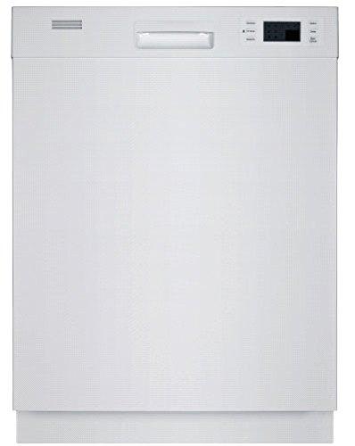 Equator Advanced Appliances Wb 80 Equator Fullsized Semibuilt In Dishwasher White front-151700
