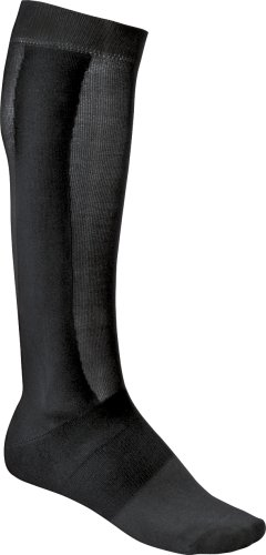 CW-X CW-X Unisex Compression Support Running Socks,Black,X-Large