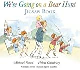 Michael Rosen We're Going On A Bear Hunt Jigsaw Puzzle Book (RRP £14.99)