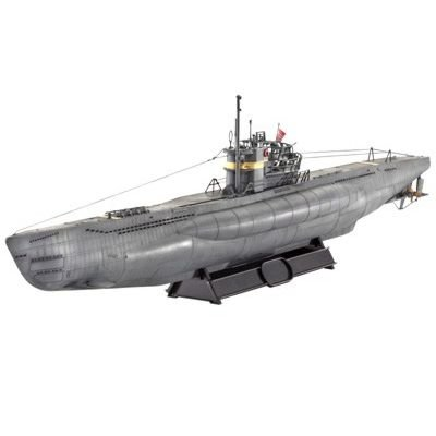 Revell German Submarine Type VIIC/41Atlantic Version